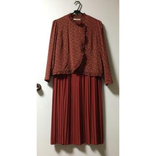 ロキエ(Lochie)の秋服 ワンピース レトロ(ロングワンピース/マキシワンピース)
