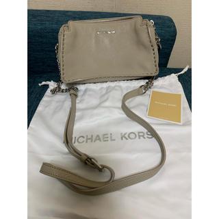 マイケルコース(Michael Kors)のマイケルコース ショルダーバッグ 保存袋付 海外直営店購入(ショルダーバッグ)