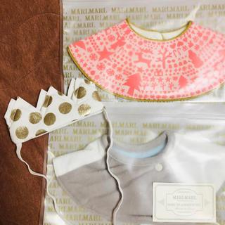 バーニーズニューヨーク(BARNEYS NEW YORK)の極美品 マールマール クラウン スタイ セット ヘッドウェアー MARLMARL(帽子)