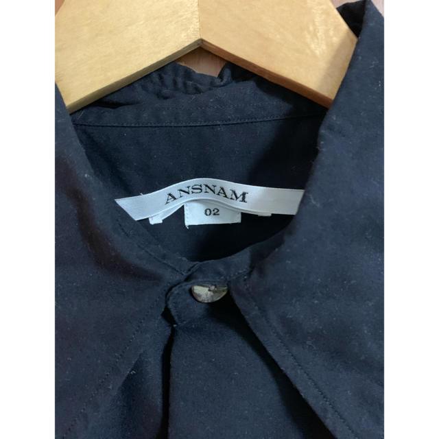 Paul Harnden(ポールハーデン)のANSNAM メンズのトップス(シャツ)の商品写真