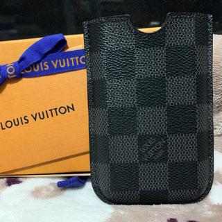 LOUIS VUITTON - 【美品✨早い者勝ち♪】ルイヴィトン ダミエグラフィット 携帯ケース