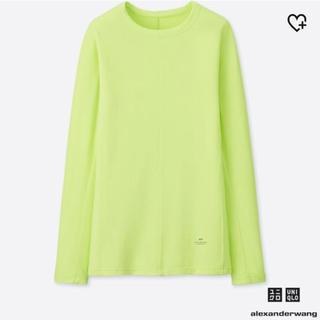 UNIQLO - ヒートテック yellow