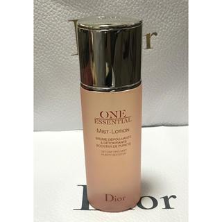 ディオール(Dior)の【未使用品】Dior ワン エッセンシャル ミスト ローション 125ml(化粧水 / ローション)