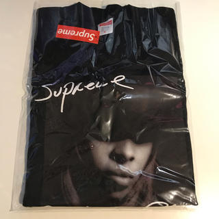 Supreme - M 黒 Supreme Mary J. Blige Tee