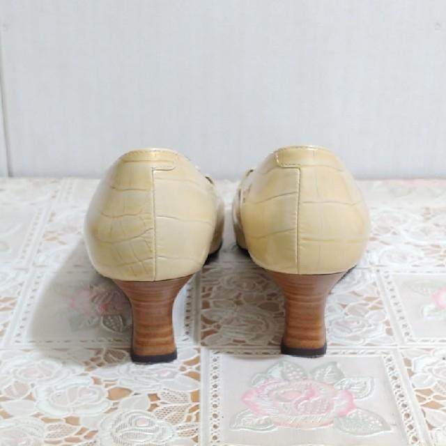 BARCLAY(バークレー)のバークレー パンプス(アイボリー) レディースの靴/シューズ(ハイヒール/パンプス)の商品写真