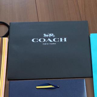 コーチ(COACH)のブランド ショッパー ショップ袋(ショップ袋)