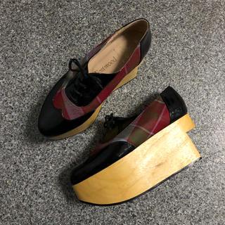 ヴィヴィアンウエストウッド(Vivienne Westwood)の【特別値下げ】ロッキンホース ギリー(ローファー/革靴)