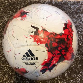 adidas - 【新品】 adidas サッカーボール 5号 公式 クラサバ W杯 検定球