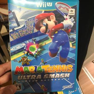 ウィーユー(Wii U)のマリオテニス ウルトラスマッシュ(家庭用ゲームソフト)