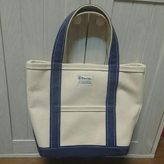 ORCIVAL - キャンバストートバッグS