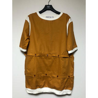 POURTON DE MOI ポア トア デモア Tシャツ カットソー(Tシャツ/カットソー(半袖/袖なし))