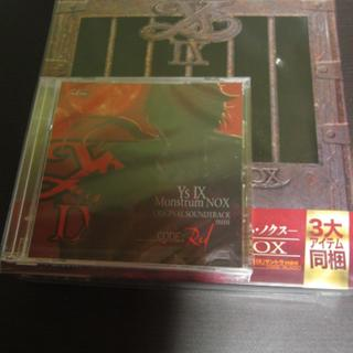 PS4 イースIX 数量限定 コレクターズBOX イース9