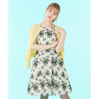 TOCCA - トッカ 【洗える!】GARBERA ERUBIZE ドレス 0サイズ
