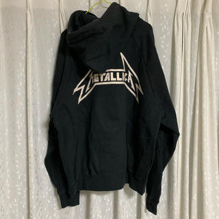 FEAR OF GOD - 激安価格 美品 FOG metallica pullover
