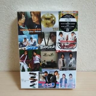 タッキー&翼 - Thanks Two you (初回盤 5CD+2DVD)