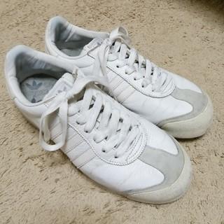 アディダス(adidas)のアディダス サモア 26.5cm(スニーカー)