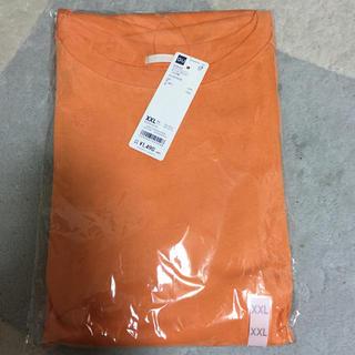 ジーユー(GU)のロングTシャツ(Tシャツ(半袖/袖なし))
