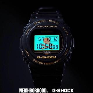 NEIGHBORHOOD - NEIGHBORHOOD G-shock