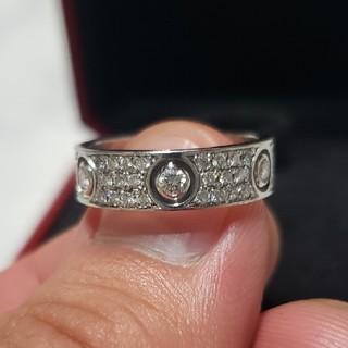 カルティエ(Cartier)のNK様 Cartierリング(リング(指輪))