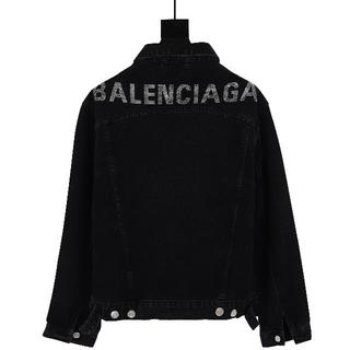 バレンシアガ(Balenciaga)のBALENCIAGA デニムジャケット Gジャン メンズ レディース おしゃれ(Gジャン/デニムジャケット)