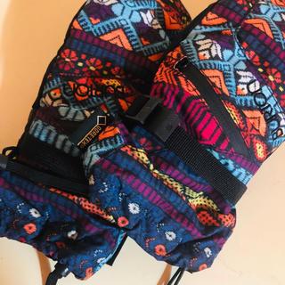 BURTON - BURTON  ゴアテックス 手袋ミトンスノーボード インナーグローブセット女性
