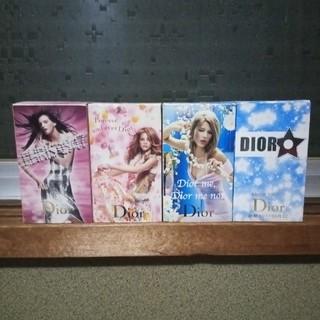 ディオール(Dior)のDior限定香水セット(香水(女性用))