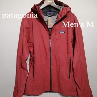 パタゴニア(patagonia)の新品 19年製 メンズM パタゴニア ストレッチ レインシャドー ジャケット(マウンテンパーカー)