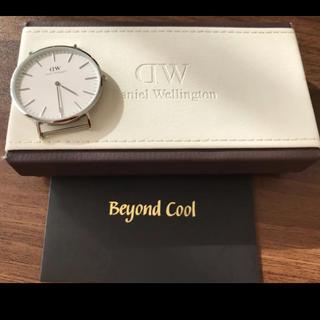 ダニエルウェリントン(Daniel Wellington)のダニエルウェリントン時計40mm(腕時計(アナログ))