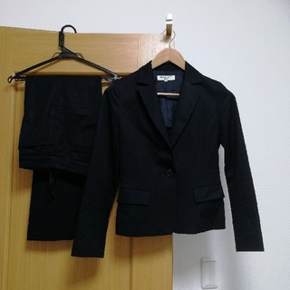 ナチュラルビューティーベーシック(NATURAL BEAUTY BASIC)のナチュラルビューティーベイシックのパンツスーツ(スーツ)