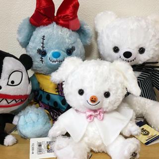 Disney - ユニベア♡ナイトメア♡トリック♡キルト♡トリート♡テディ♡新品タグ付き