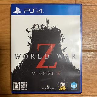 PlayStation4 - ワールドヴォーZ日本語版