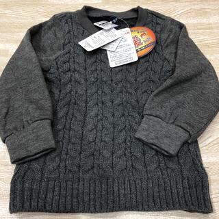ニシマツヤ(西松屋)の値下げ!新品♡ ニット セーター キッズ(ニット)