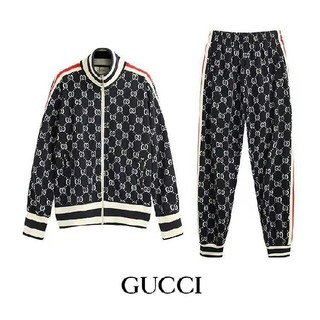 Gucci - GUCCI ジャージ上下セット男女兼用