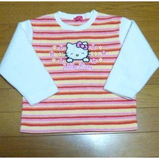 サンリオ(サンリオ)のハローキティのトレーナー サイズ100(Tシャツ/カットソー)
