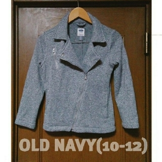 Old Navy - 1度の着用⭐ジャケット(10-12)