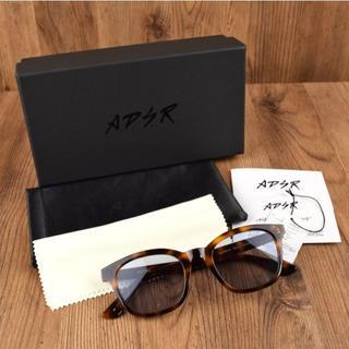 ビューティアンドユースユナイテッドアローズ(BEAUTY&YOUTH UNITED ARROWS)の新品 今年購入 A.D.S.R. ZAPPA サングラス 眼鏡 メガネ(サングラス/メガネ)