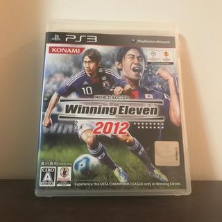 コナミ(KONAMI)のワールドサッカー ウイニングイレブン 2012 PS3版(家庭用ゲームソフト)