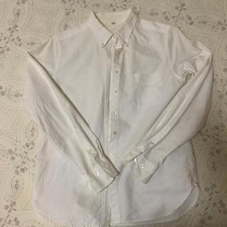 ムジルシリョウヒン(MUJI (無印良品))の無印 ボタンダウンシャツ(シャツ/ブラウス(長袖/七分))