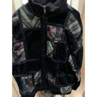 Supreme - Supreme Cordury Patch Work Denim Jacket