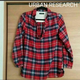 URBAN RESEARCH - URBAN RESEARCH チュニック