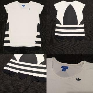 adidas - adidas originals ◆ TRF LOGO ロゴTシャツ アディダス