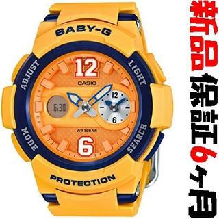 カシオ(CASIO)のc34 BGA-210-4BJF 新品 カシオ Baby-G(腕時計)