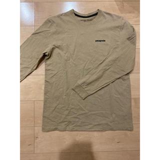 パタゴニア(patagonia)のパタゴニア tシャツ ロングスリーブ・P-6 ロゴ・レスポンシビリティー(Tシャツ/カットソー(七分/長袖))