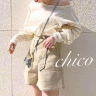who's who Chico - ハイウエストキュロット❤︎一点のみ