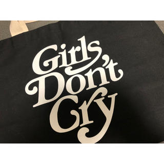 GDC - Girls Don't Cry トートバッグ