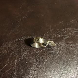 ステンレススチールリング(リング(指輪))