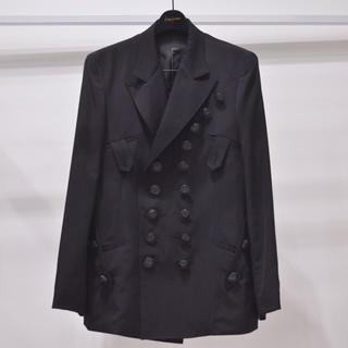 Yohji Yamamoto - 19aw 黒ボタン サイズ2