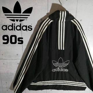 adidas - 90s adidas【3本ライン】トラックジャケット