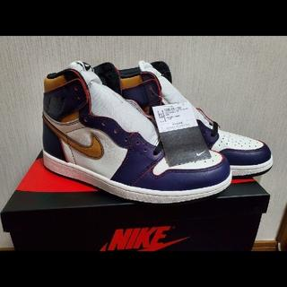 ナイキ(NIKE)のAir Jordan 1 LA to CHICAGO(スニーカー)