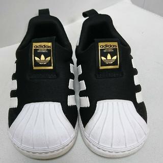 アディダス(adidas)のadidasスリッポンスニーカー13cm(スニーカー)